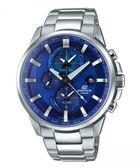 卡西歐CASIO EDIFICE賽車錶(ETD-310D-2A)藍面/45mm/原廠公司貨