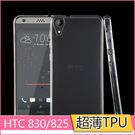 極薄隱形 HTC Desire 830 ...
