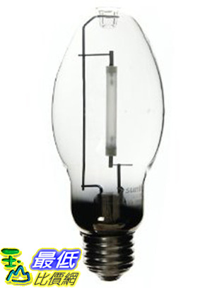 [現貨供應] 110V  Sunlite LU100/MED 100-Watt ED17 High Pressure Sodium Bulb, Medium Base, Clear $411