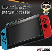 歐文購物 任天堂Nintendo Switch 鋼化膜 NS迷你保護膜 玻璃膜 Lite 游戲機mini 保護貼 玻璃貼