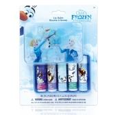 美國熱銷卡通 Frozen 護脣膏 (五入組)