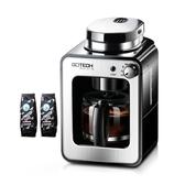 現磨咖啡機家用全自動一體機滴漏美式煮咖啡機迷你小型220VLX 新年禮物