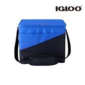IGLOO 軟式保冷包 64676 COLLAPSE & COOL 24 / 城市綠洲 (戶外、露營踏青、食物保鮮、簡易攜帶、保冷袋)