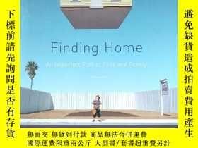 二手書博民逛書店Finding罕見Home: An Imperfect Path to Faith and Family Hard