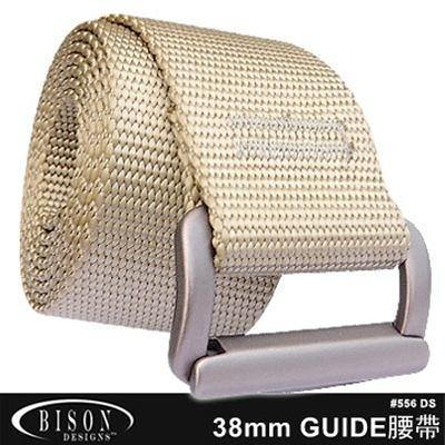 BISON DESIGNS? 38mm GUIED腰帶 #556DS【AH24056】i-style居家生活