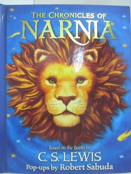 【書寶二手書T8/少年童書_DLL】The Chronicles of NARNIA