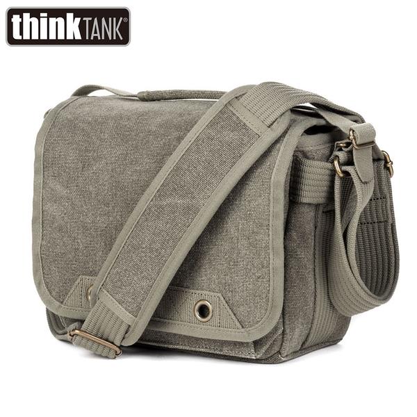 【thinkTank 創意坦克】Retrospective 5 V2.0復古系列側背包 TTP710728 公司貨