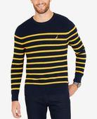 美國代購 NAUTICA 兩種顏色 棉質 條紋針織衫 (XS~3XL) 1357