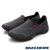 SKECHERS 女鞋 健走系列 GO Walk 4 腳套 - 黑14161BBK