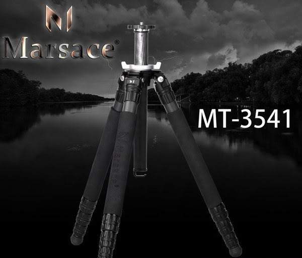 Marsace 瑪瑟士 MT-3541 經典系列 頂級 專業推薦碳纖維三腳架 原廠6年保固