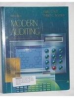 二手書博民逛書店《Modern Auditing》 R2Y ISBN:04715