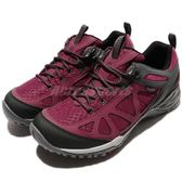 Merrell 戶外鞋 Siren Sport Q2 GTX 紅 灰 Gore-Tex 越野 登山 休閒鞋 運動鞋 女鞋【PUMP306】 ML37792