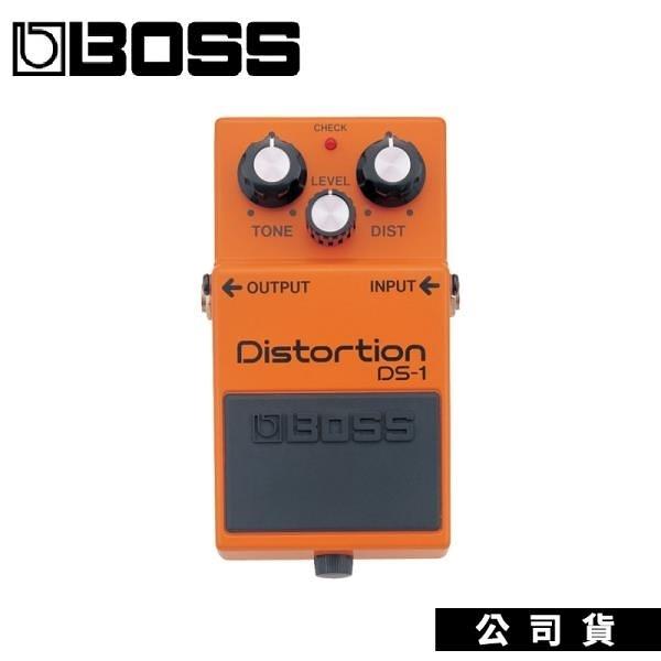 【南紡購物中心】BOSS DS-1 Overdrive/Distortion 破音效果器 過載效果器