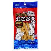 【寵物王國】邦比-海味饗宴貓零食(鮭魚)貓咪條棒30g
