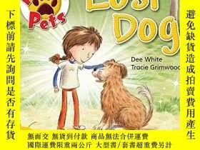 二手書博民逛書店Bug罕見Club Yellow A Pippa s Dog Gets Lost Guided Reading C