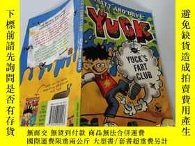 二手書博民逛書店Yuck s罕見Fart Club:臭屁俱樂部Y200392