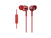 [富廉網] SONY MDR-EX250AP 密閉耳道式耳麥 紅