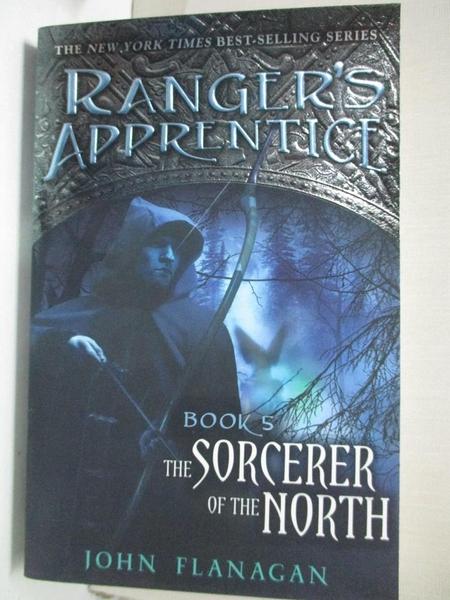 【書寶二手書T4/一般小說_GI2】The Sorcerer of the North_Flanagan, John