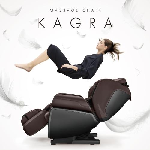 喬山JOHNSON SYNCA Kargra 零重力按摩椅 MC-J6900