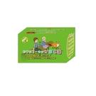 影響孩子一生世界名著系列套書(10書盒裝)(隨書附贈3D立體木製拼圖)