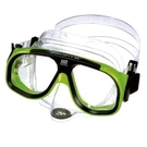 Unidive 雙眼面鏡WM-7202-1P/城市綠洲(蛙鏡.浮潛.潛水.戲水.泳鏡.呼吸管)