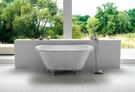 【麗室衛浴】BATHTUB WORLD  古典貴妃缸 QQ810 130*69*58CM 另有140/150CM款