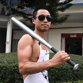 【新年鉅惠】鐵棍干攜帶球棍棍棒防衛棒球棒打狗棒棒球桿戶外保安棍子防身隨身