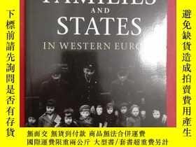 二手書博民逛書店Families罕見and States in Western