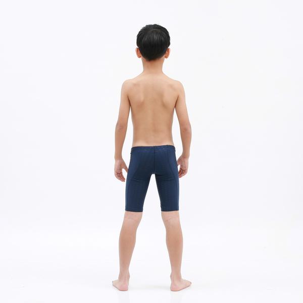 ≡MARIUM≡ 小男競賽馬褲-魚鱗(深藍) MAR-810131J