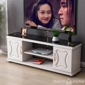 電視櫃歐式電視櫃茶幾組合臥室輕奢小戶型簡易迷你現代簡約客廳電視機櫃  LX新年禮物