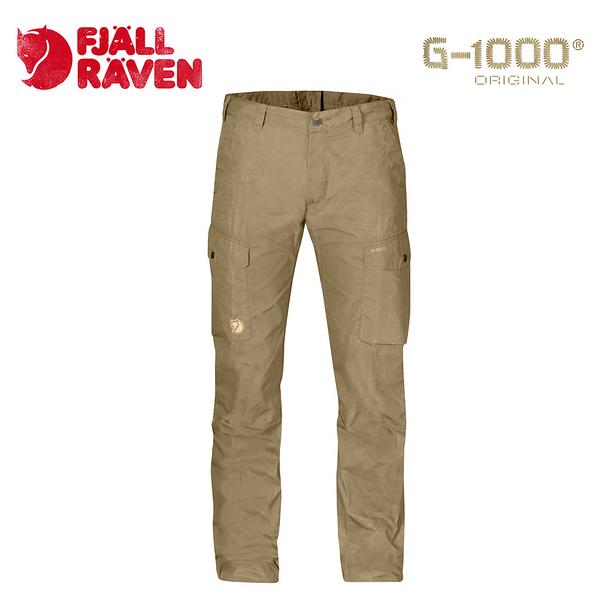 瑞典 Fjallraven Ruaha Trousers G-1000 防潑水休閒長褲 男款 沙棕 #81185