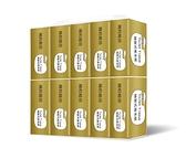 簡約組合優質抽取式衛生紙『金色款』150抽x10包x8串/箱-箱購