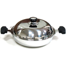 《仙德曼》七層複合金平煎鍋-雙耳 /33cm