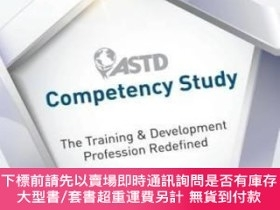 二手書博民逛書店Astd罕見Competency StudyY255174 Rothwell, William J.; Arn