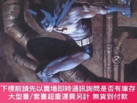 二手書博民逛書店Batman罕見Masterpieces: Portraits of the Dark Knight and Hi