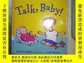 二手書博民逛書店TALK罕見BABY 說話的寶貝Y203004
