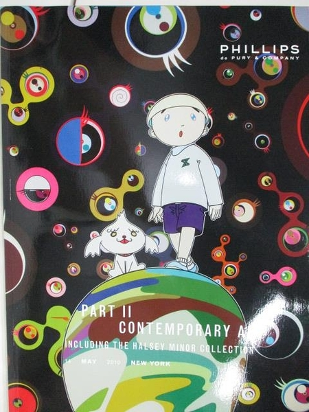 【書寶二手書T7/收藏_FGX】Phillips_Contemporary Art Part II_2010/5/14