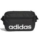 Adidas LINEAR CORE 腰包 肩背 斜背 休閒 健身 黑 【運動世界】DT4827