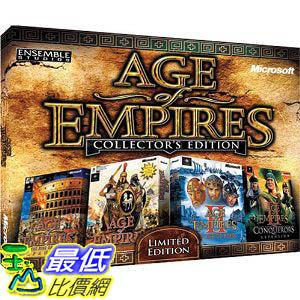 [美國直購 ShopUSA]  Age Of Empires Collector's Edition (Limited Edition)$721