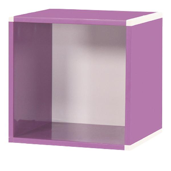 【采桔家居】極度漾彩 環保1.2尺塑鋼收納櫃(11色可選)