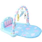 嬰兒健身架懷樂 嬰兒健身架器音樂腳踏鋼琴新生兒寶寶玩具3-6-12個月0-1歲 JD 618狂歡