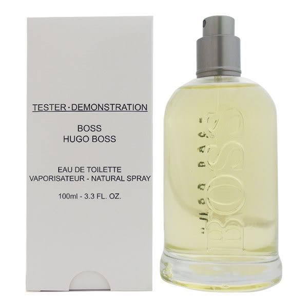 HUGO BOSS 自信男性淡香水 100ml Tester環保包裝 07054《Belle倍莉小舖》