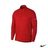 Nike Golf Therma Repel 男子1/2拉鍊高爾夫上衣 紅 AR2601-657