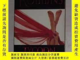 二手書博民逛書店英文原版罕見Tycoon by Harold RobbinsY1