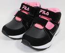 送贈品(B8)【FILA】機能運動鞋 童...
