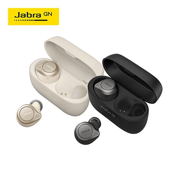 【Jabra】 Elite 75t 真無線耳機 新品上市 藍牙5.0 IP55 28小時電力 環境音(原廠公司貨)