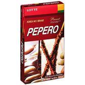 樂天LOTTE PEPERO花生巧克力棒 36g
