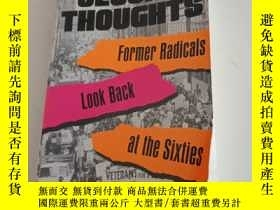 二手書博民逛書店Second罕見Thoughts: Former Radical