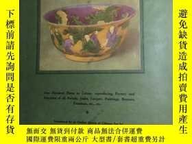 二手書博民逛書店1927年英文原版 Chinese罕見Art: 100 Plat