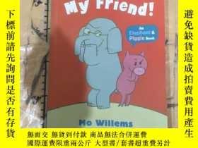 二手書博民逛書店I罕見Will Surprise My Friend!Y11418 MO WILLEMS WALKER BOO